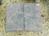 10062 Buch Kastania Form C R 50x40x10cm