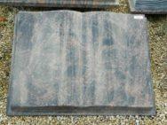 10077 Buch Kastania Form C 60x45x10cm