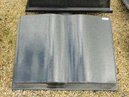 10106 Buch Indisch Black Form C 60x45x12cm