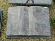 10114 Buch Paradiso Form C 60x45x12cm
