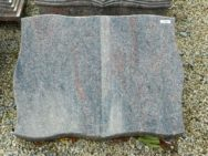 10133 Buch Himalaya Form G K1 60x45x14-7cm