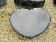 20109 Liegestein Indisch Black Form L51 60x45x12cm