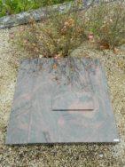 90038 Urnengrab Kastania Form UR 57 Außenmaß 90x90cm