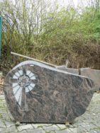 0045 Oberteil Kastania Form 1016 120x14x80cm