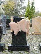 0102 Oberteil Indisch Black - Wonder Wood Form 1345 45x14x80cm 48x6x40cm 60x20x14cm