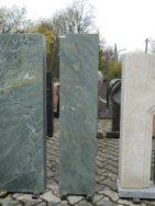 0123 Oberteil Dorfer Gruen Ohne Form 30x15x130cm
