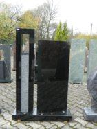 0142 Oberteil Indisch Black Form 38 13 B 25x14x120cm 45x14-7x105cm 85x20x8cm