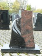 0154 Oberteil Kastania Indisch Black Form 23 13 30x14x90cm 40x17x70cm 90x25x8cm