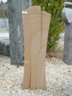 0253 Oberteil Wonder Wood Form 1509 25x12x80cm