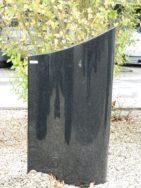 0269 Oberteil Indisch Black Ohne Form 42x20x75cm