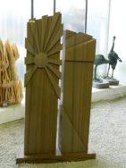 0315 Oberteil Wonder Wood Form ERWE 4 30x18x120cm 25x16x107cm 70x20x6cm