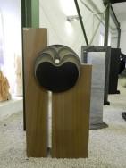 0351 Oberteil Wonder Wood Indisch Black Form 27 12 20x16x120cm 35x16x90cm 70x20x5cm