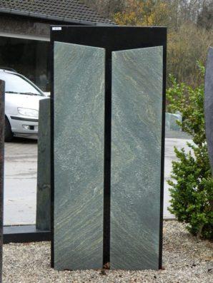 SF 0012 Oberteil Indisch Black Dorfer Gruen Form SF 2011 13 53x14x115cm