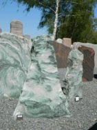 A 191 Felsen Atlantis Geflammt 55x15x80cm