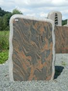 H 173 Felsen Halmstad Geflammt Poliert 65x15x95cm
