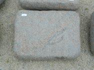 L 395 Liegestein Halmstad Geflammt 60x45x12cm
