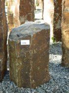 B 762 Basaltsäule 26x20x30cm