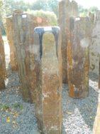 B 795 Basaltsäule 21x20x87cm