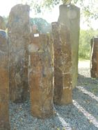 B 809 Basaltsäule 22x20x90cm