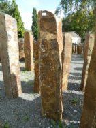 B 818 Basaltsäule 26x20x137cm