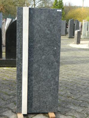 0581 Oberteil Steel Grey Matt Gebürstet Form 33 17 40 X 14 X 100cm