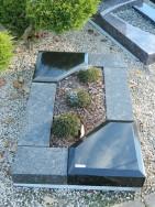 90116 Indisch Black Steel Grey Form UR 184 17