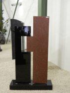 0523 Oberteil Indisch Black Kastania Poliert Form 24 17 27x14x110cm 40x14x120cm 65x25x8cm