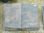 10143 Buch Kastania Form F 60x45x12cm