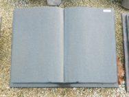 10146 Buch Indisch Black Form C 60x45x12cm