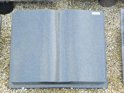 10158 Buch Indisch Black Form C 50x40x12cm