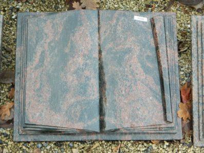 10168 Buch Kastania Form FmR 50x40x10cm