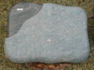 L452 Liegestein Himalaya LF40 1 Poliert Geflammt 60x45x12cm