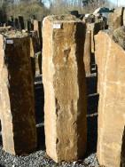 B 834 Basaltsäule 33x25x115cm