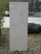 SF 55 Oberteil Gohara Limestone Feingeschliffen Form SF 2016.03 25x12x70cm