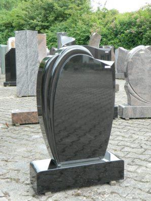 0645 Oberteil Indisch Black 50x14x75cm 60x20x14cm