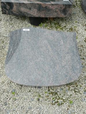 20437 Liegestein Himalaya L81 50x40x12cm