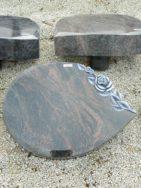 20510 Liegestein Kastanai Form L140 60x45x10cm