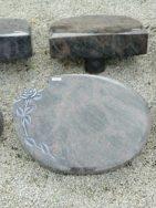 20512 Liegestein Himalaya Form L138 60x45x10cm