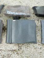 20536 Liegestein Indisch Black Form SCHR13 50x40x6cm