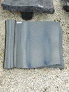 20548 Liegestein Indisch Black Form SCHR13 50x40x6cm