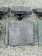 20553 Liegestein Kastania Form SCHR13 50x40x6cm