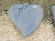 20574 Liegestein Azul Macaubas Form HR7 40x40x6cm