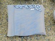 20579 Liegestein Azul Macaubas Form SCHR13 50x40x6cm