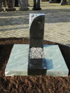 90186 Urnengrab Dorfer Grün Indisch Black Form 194 18