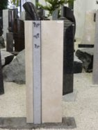 SF 069 Oberteil Gohara Limestone Orion Poliert Form SF 2017.03 7x12x100cm 21x12x100cm 7x15,5x100cm