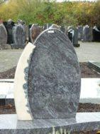 0814 Oberteil Orion Gohara Limestone Poliert Matt Form UR 169 17 40x 12x65cm 17x15x55cm