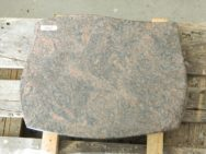 20627 Liegestein Himalaya Poliert Form P126 40x30x6cm