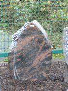 0789 Oberteil Kastania Poliert Form 18 15 45x12x65 Cm