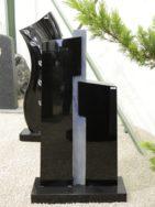 0796 Oberteil Indish Black Azul Macaubas Poliert Form 29 17 30x14x110cm 30x14x80cm 10x12x115cm 70x25x8cm