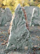 A 210 Felsen Atlantis Gebrannt 25x15x77cm